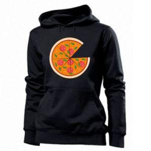 Women's hoodies Daddy's pizza - PrintSalon
