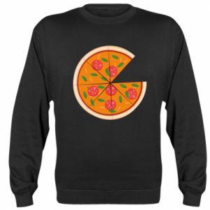 Sweatshirt Daddy's pizza - PrintSalon