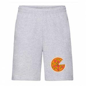 Men's shorts Daddy's pizza - PrintSalon
