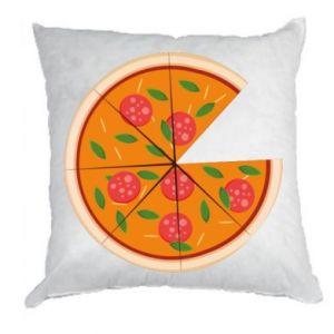 Pillow Daddy's pizza - PrintSalon