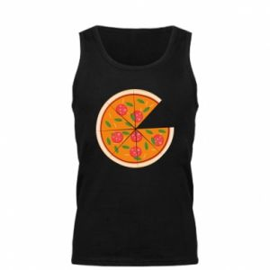 Men's t-shirt Daddy's pizza - PrintSalon