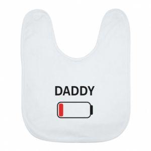 Śliniak Daddy charge