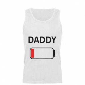 Męska koszulka Daddy charge