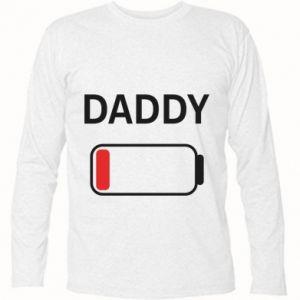 Koszulka z długim rękawem Daddy charge