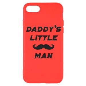 iPhone SE 2020 Case Daddy's little man