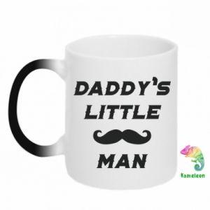 Kubek-kameleon Daddy's little man