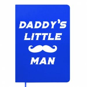 Notepad Daddy's little man