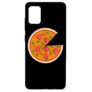 Etui na Samsung A51 Daddy's pizza