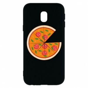 Phone case for Samsung J3 2017 Daddy's pizza - PrintSalon