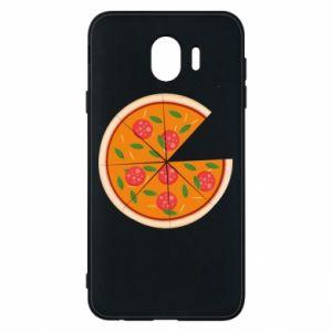 Phone case for Samsung J4 Daddy's pizza - PrintSalon