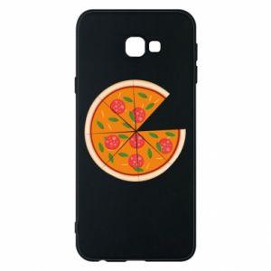 Phone case for Samsung J4 Plus 2018 Daddy's pizza - PrintSalon