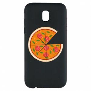 Phone case for Samsung J5 2017 Daddy's pizza - PrintSalon