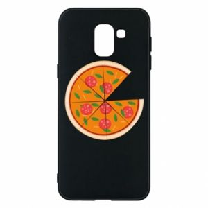 Phone case for Samsung J6 Daddy's pizza - PrintSalon