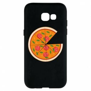 Phone case for Samsung A5 2017 Daddy's pizza - PrintSalon