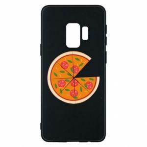 Phone case for Samsung S9 Daddy's pizza - PrintSalon
