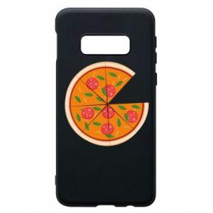 Phone case for Samsung S10e Daddy's pizza - PrintSalon