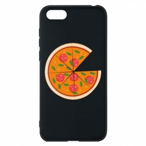 Phone case for Huawei Y5 2018 Daddy's pizza - PrintSalon