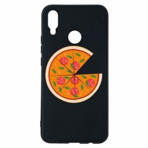Phone case for Huawei P Smart Plus Daddy's pizza - PrintSalon