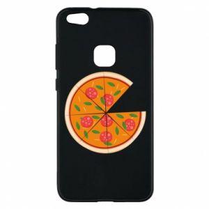 Phone case for Huawei P10 Lite Daddy's pizza - PrintSalon