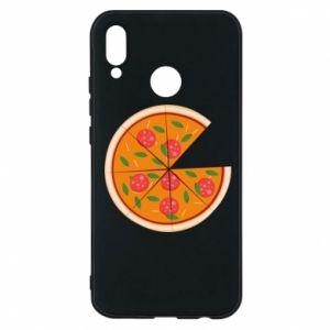Phone case for Huawei P20 Lite Daddy's pizza - PrintSalon