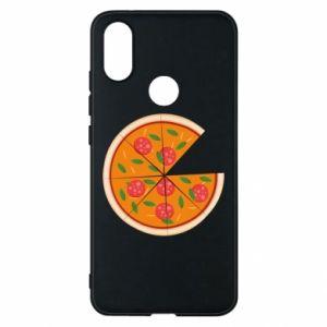 Phone case for Xiaomi Mi A2 Daddy's pizza - PrintSalon