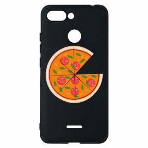 Phone case for Xiaomi Redmi 6 Daddy's pizza - PrintSalon