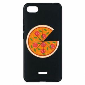 Phone case for Xiaomi Redmi 6A Daddy's pizza - PrintSalon