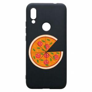 Phone case for Xiaomi Redmi 7 Daddy's pizza - PrintSalon