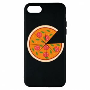 Phone case for iPhone 7 Daddy's pizza - PrintSalon