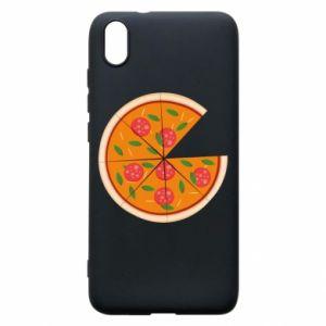 Phone case for Xiaomi Redmi 7A Daddy's pizza - PrintSalon