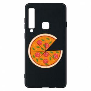 Phone case for Samsung A9 2018 Daddy's pizza - PrintSalon