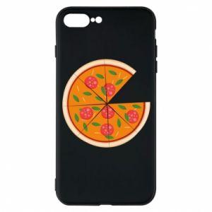 Phone case for iPhone 7 Plus Daddy's pizza - PrintSalon