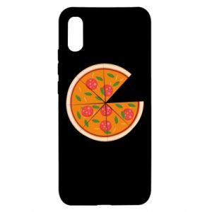 Etui na Xiaomi Redmi 9a Daddy's pizza