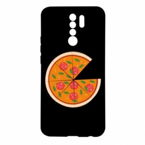 Etui na Xiaomi Redmi 9 Daddy's pizza