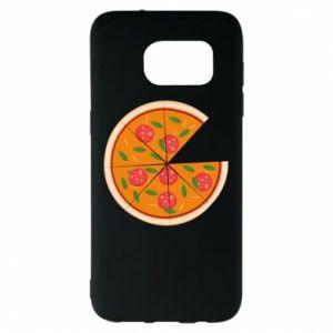 Etui na Samsung S7 EDGE Daddy's pizza