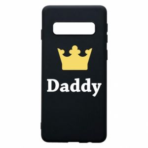 Phone case for Samsung S10 Daddy