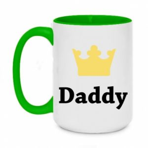 Kubek dwukolorowy 450ml Daddy