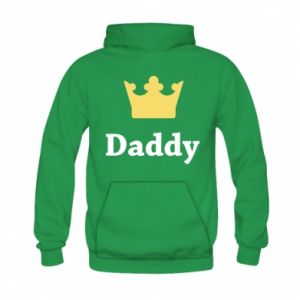 Kid's hoodie Daddy