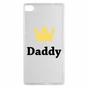 Huawei P8 Case Daddy