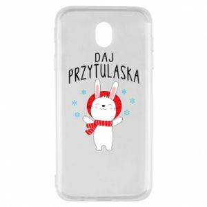 Samsung J7 2017 Case Give me a hug