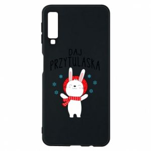 Samsung A7 2018 Case Give me a hug