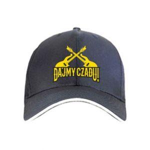 Cap Let's rock it.