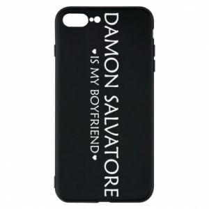 Etui na iPhone 8 Plus Damon Salvatore is my boyfriend