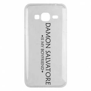 Etui na Samsung J3 2016 Damon Salvatore is my boyfriend