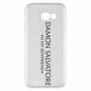 Etui na Samsung A5 2017 Damon Salvatore is my boyfriend