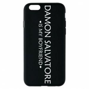 Etui na iPhone 6/6S Damon Salvatore is my boyfriend
