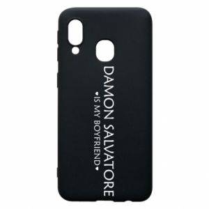 Etui na Samsung A40 Damon Salvatore is my boyfriend