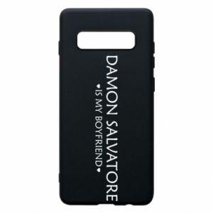 Etui na Samsung S10+ Damon Salvatore is my boyfriend