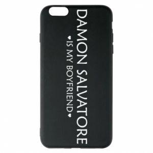 Etui na iPhone 6 Plus/6S Plus Damon Salvatore is my boyfriend