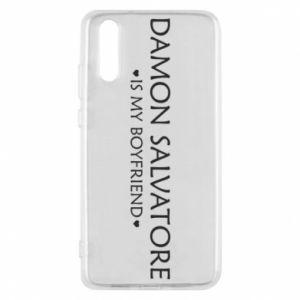 Etui na Huawei P20 Damon Salvatore is my boyfriend